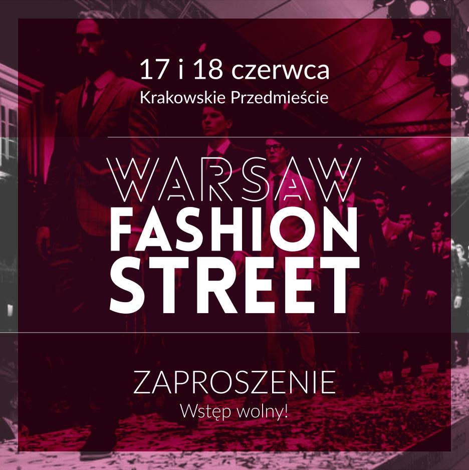 WARSAW FASHION STREET 2017
