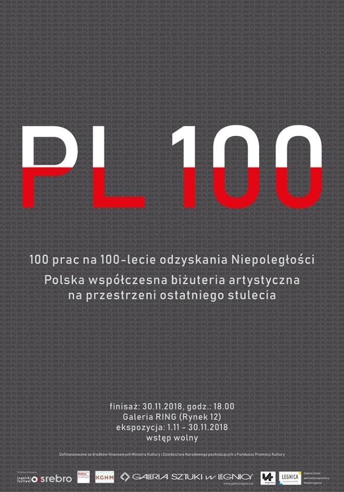 """Wystawa """"PL100"""", Legnica"""